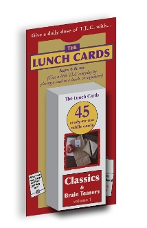The Lunch Cards: Classics & Brain Teasers
