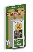 The Lunch Cards: Nature & Animals
