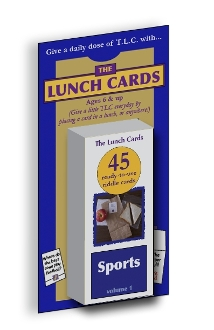 The Lunch Cards: Sports
